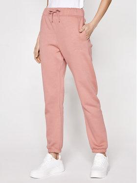 Sprandi Sprandi Teplákové nohavice Sprandi SS21-SPD003 Ružová Regular Fit