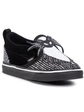 Vans Vans Πάνινα παπούτσια Classic Slip-On VN0A3488T4V1M Μαύρο