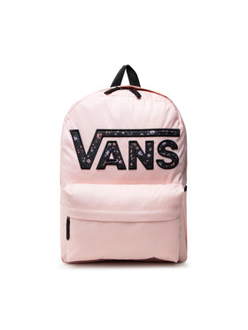 Vans Vans Plecak Realm Flying V VN0A3UI8ZJY1 Różowy