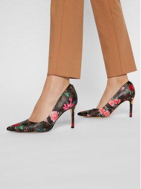 Guess Guess Обувки на ток Dafne5 FL5DF5 FAL08 Черен