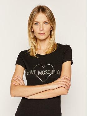 LOVE MOSCHINO LOVE MOSCHINO T-shirt W4B194TE2065 Regular Fit