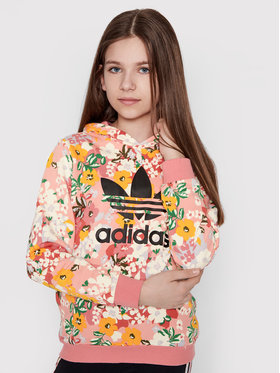 adidas adidas Bluză HER Studio London Floral GN4220 Colorat Regular Fit