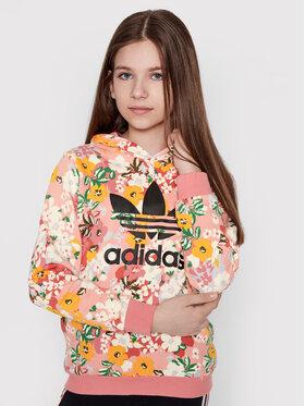 adidas adidas Pulóver HER Studio London Floral GN4220 Színes Regular Fit