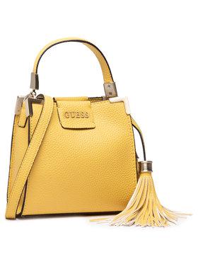 Guess Guess Kabelka Catania Mini HWVS81 36760 Žlutá
