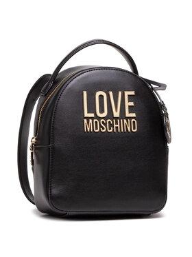 LOVE MOSCHINO LOVE MOSCHINO Rucksack JC4101PP1CLJ000A Schwarz