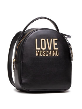 LOVE MOSCHINO LOVE MOSCHINO Ruksak JC4101PP1CLJ000A Čierna