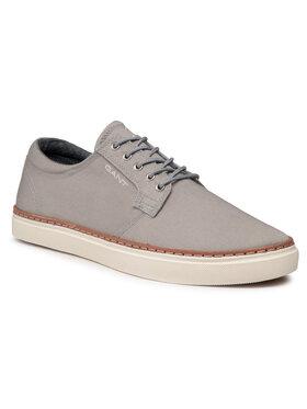 Gant Gant Πάνινα παπούτσια Prepville 22638666 Γκρι