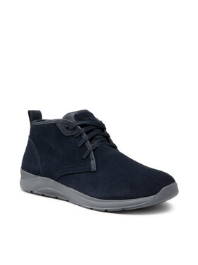Geox Geox Boots U Damiano G U16ANG 00022 C4002 Bleu marine
