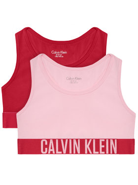 Calvin Klein Underwear Calvin Klein Underwear Komplektas: 2 liemenėlės G80G800438 Spalvota