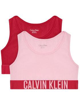 Calvin Klein Underwear Calvin Klein Underwear Komplet 2 biustonoszy G80G800438 Kolorowy