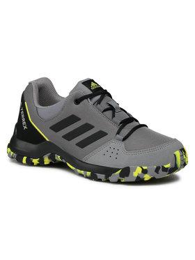 adidas adidas Обувки Terrex Hyperhiker Low K FX4190 Сив
