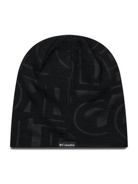 Columbia Columbia Bonnet City Trek™ Debossed Beanie 1917281 Noir