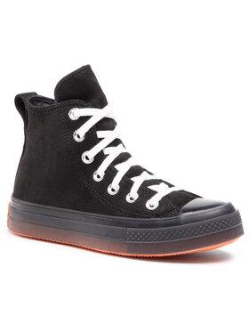 Converse Converse Plátěnky Ctas Cx Hi 168587C Černá