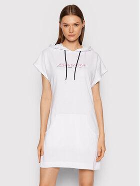 DKNY Sport DKNY Sport Плетена рокля DP1D4493 Бял Regular Fit