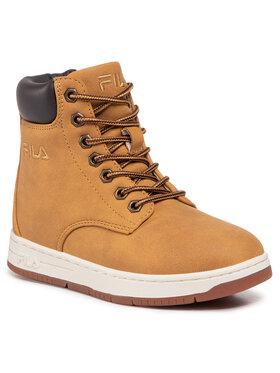 Fila Fila Boots Bohemian Mid Jr 1011087.EDU Marron
