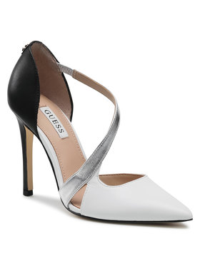 Guess Guess Scarpe stiletto Ginetta FL5GTT LEA08 Bianco