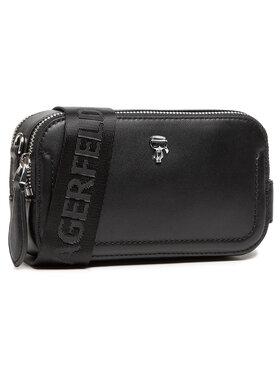 KARL LAGERFELD KARL LAGERFELD Handtasche 210W3077 Schwarz