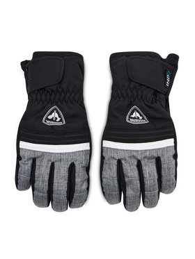 Rossignol Rossignol Lyžiarske rukavice Jr Tech Impr G RLJYG01 Čierna