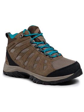 Columbia Columbia Turistiniai batai Redmond III Mid Waterproof BL0168 Smėlio