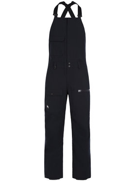Quiksilver Lyžiarske nohavice Utility EQYTP03120 Čierna Regular Fit