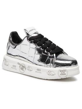 Premiata Premiata Sneakersy Belle 4900 Srebrny