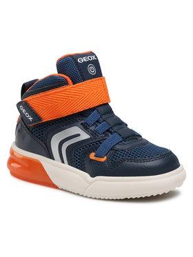 Geox Geox Sneakersy J Grayjay B. C J159YC 014BU C0659 M Tmavomodrá