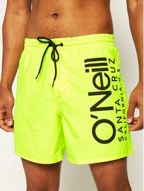 O'Neill Plavecké šortky Original Cali Swim 0A3230 Žltá Regular Fit