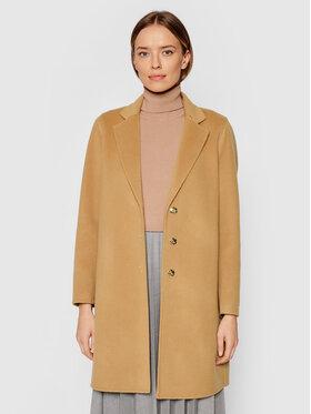 Marella Marella Płaszcz przejściowy Merce 30160618 Brązowy Regular Fit