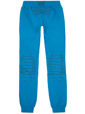X-Bionic X-Bionic Leggings Invent 4.0 INYP05W19J Bleu Slim Fit