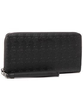 KARL LAGERFELD KARL LAGERFELD Veľká dámska peňaženka 205W3245 Čierna