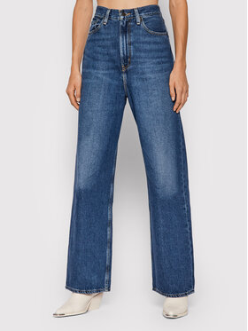 Levi's® Levi's® Kuloty Worn In 26872-0010 Granatowy Relaxed Fit