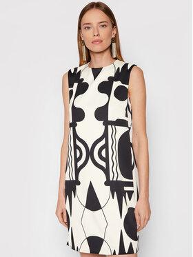 Marella Marella Kleid für den Alltag Eureka 32260113 Beige Relaxed Fit