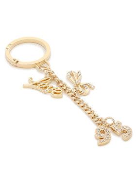 Liu Jo Liu Jo Porte-clefs Key Ring 95 AF1123 A0001 Or