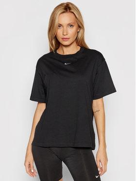Nike Nike T-Shirt Sportswear Essential CT2587 Czarny Loose Fit