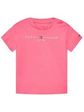 Tommy Hilfiger Tommy Hilfiger T-shirt Essential KN0KN01293 Rose Regular Fit