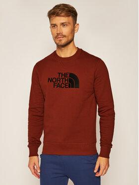 The North Face The North Face Džemperis Drew Peak Crew NF0A4SVRWEW1 Ruda Regular Fit