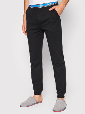 Pepe Jeans Pepe Jeans Долнище на пижама Freeman PMU10737 Черен