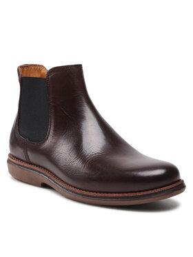 Timberland Timberland Kotníková obuv s elastickým prvkem City Groove TB0A25MY242 Hnědá