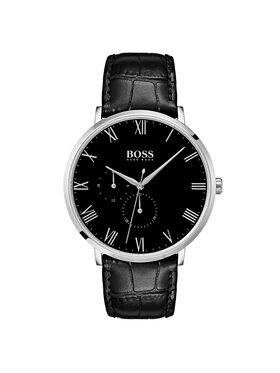 Boss Boss Hodinky William 1513616 Černá
