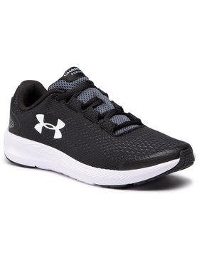 Under Armour Under Armour Pantofi Ua Gs Charged Pursuit 2 3022860-001 Negru