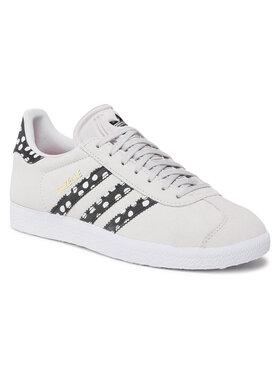 adidas adidas Обувки Gazelle W FX5511 Бежов