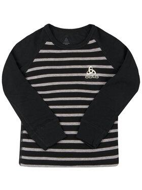 Odlo Odlo Komplet termoaktivního prádla Active Varm Kids 10459 Černá Slim Fit