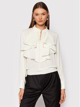 Rinascimento Rinascimento Μπλουζάκι CFC0104776003 Λευκό Regular Fit