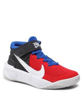 Nike Nike Buty Team Hustle D 10 Flyease (Gs) DD7303 005 Czerwony