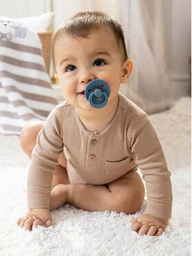 Mayoral Mayoral Body da neonato 2710 Beige