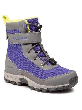 Columbia Columbia Sniego batai Youth Hyper-Boreal™ Omni-Heat™ Wp BY0127 Violetinė