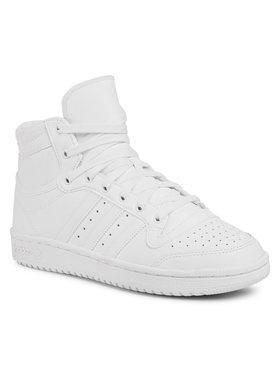 adidas adidas Buty Top Ten J FW4997 Biały