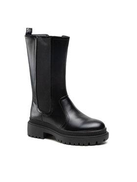 Pepe Jeans Pepe Jeans Turistická obuv Bettle City PLS50431 Černá
