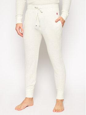 Polo Ralph Lauren Polo Ralph Lauren Teplákové nohavice 714705227011 Béžová Regular Fit