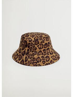 Mango Mango Pălărie Minaj Bucket Hat 87040070 Maro